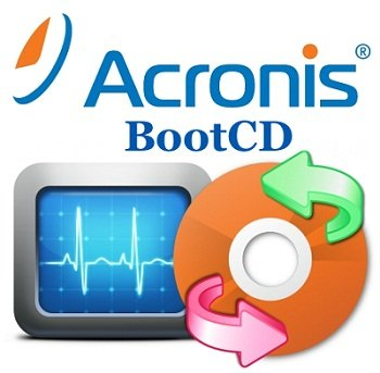 Acronis BootCD 2 in 1 by БЕЛOFF  (2014) Русский