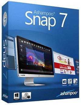 Ashampoo Snap 7.0.5 RePack (+ portable) by KpoJIuK (2014) Русский