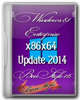 Windows 8.1 Enterprise x86-x64 Update 2014 BeaStyle 1.6 (2014) �������