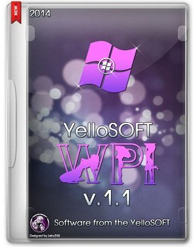 WPI DVD v.1.1 by YelloSOFT (2014) Русский