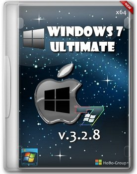 Windows 7 Ultimate x64 SP1 by HoBo-Group v.3.2.8 (2014) �������