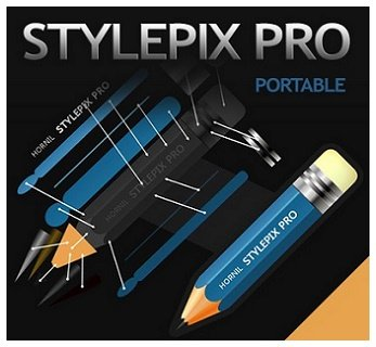 Hornil StylePix Pro 1.14.3.2 Portable by CheshireCat (2014) Русский