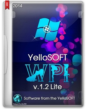WPI DVD v.1.2 Lite by YelloSOFT (2014) Русский