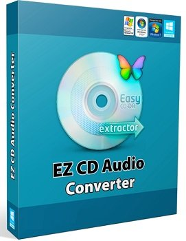 EZ CD Audio Converter 2.1.2.1 Ultimate RePack (+ portable) by KpoJIuK  (2014) Русский