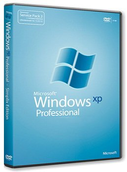 Windows XP SP3 Pro x86 (TE) 05.2014 Final 5.1.2600 SP3 (2014) Rus