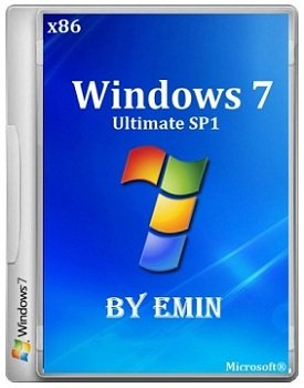 Windows 7 Ultimate x86 SP1 by EmiN (2014) Rus
