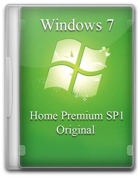 Windows 7 Home Premium SP1 x86-x64 Original by A.L.E.X (05.2014) Rus