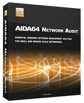 AIDA64 Network Audit 4.50.3 Portable by DrillSTurneR Multi (2014) Rus