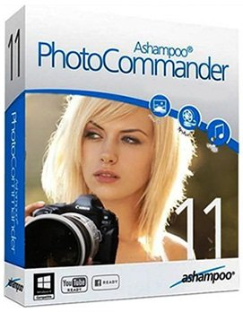 Ashampoo Photo Commander 11.1.6 RePack (Portable) by KpoJIuK [2014] Rus