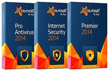 Avast! Pro Antivirus | Internet Security | Premier 2014 v9.0.2018 Final (2014) Rus