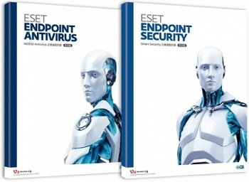 ESET Endpoint Antivirus / Endpoint Security v.5.0.2229.1 (2014) Rus