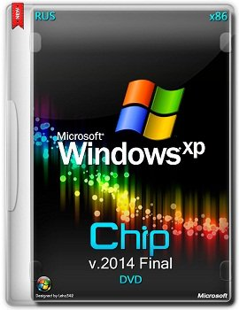 Chip Windows XP (x86) Final DVD [2014] Rus