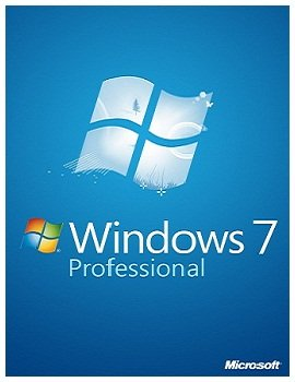 Windows 7 Professional SP1 6.1.7601.22616 x86-х64 RU-SM by Lopatkin (2014) Rus