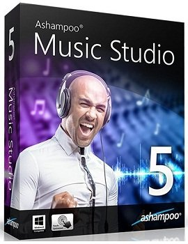 Ashampoo Music Studio 5 5.0.3.5 Final RePack by FanIT [2014] Rus