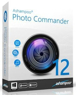 Ashampoo Photo Commander 12.0.3 RePack by MKN [2014] Rus