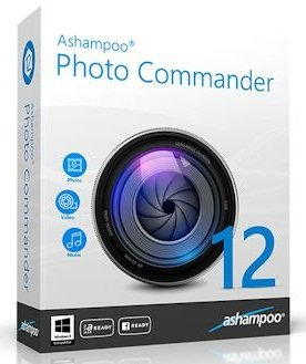Ashampoo Photo Commander 12.0.4 RePack (+ Portable) by KpoJIuK