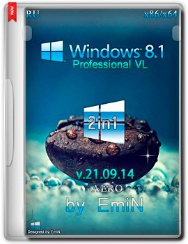 Windows 8.1 Pro x86-x64 Aero 2in1 by EmiN