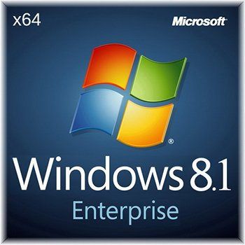 Windows 8.1 Enterprise x64 Aerostyle by 43 Region Rus