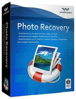 Wondershare Photo Recovery v.3.1.0.6 [2014] Rus
