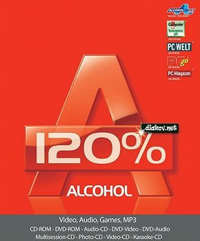 Alcohol 120% 2.0.3 Build 6890 Final RePack by D!akov