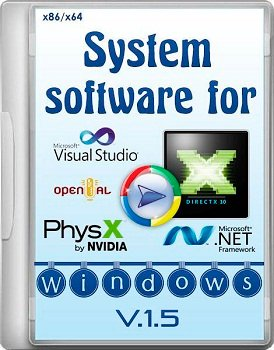 System software for Windows 1.5 (2014) Rus