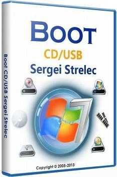 Acronis Boot CD/USB Sergei Strelec (11.10.2014) Rus
