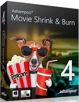 Ashampoo Movie Shrink & Burn Multi 4.0.2.4 RePacK by D!akov