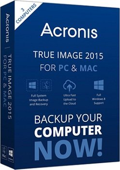 Acronis True Image 2015 18.0 Build 6055 RePack by KpoJIuK