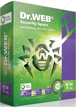 Dr.Web Security Space 10.0.0.10280 (2014) Rus