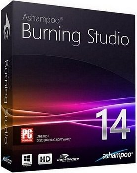 Ashampoo Burning Studio 14 14.0.9.8 Final (2014) Rus