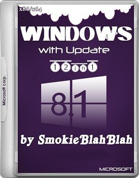 Windows 8.1 with Update 12in1 x86/x64 by SmokieBlahBlah (2014) Rus