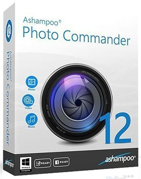 Ashampoo Photo Commander 12.0.5 RePack by FanIT (2014) Rus