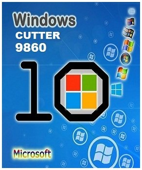 Windows 10 Technical Preview 6.4.9860 x64 Cutter by Lopatkin (2014) Rus