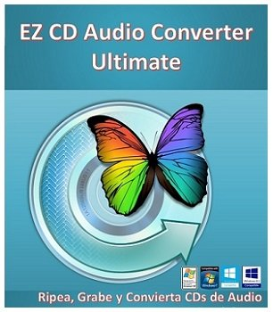 EZ CD Audio Converter 2.3.0.1 Ultimate RePack (& portable) by KpoJIuK