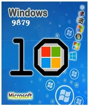 Windows 10 TP 6.4.9879 x86-x64 EN-RU 4х1_1411_v2 by Lopatkin (2014) Rus