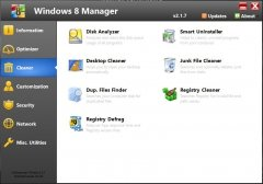Windows 8 Manager 2.1.7 x86-x64 (2014) Eng