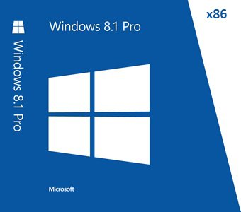 Windows 8.1 Professional (x86) v.12.12.14 by Romeo1994 (2014) [Rus]
