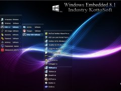 Windows Embedded 8.1 x86-x64 Industry KottoSoft v.4.12.14 (2014) Rus