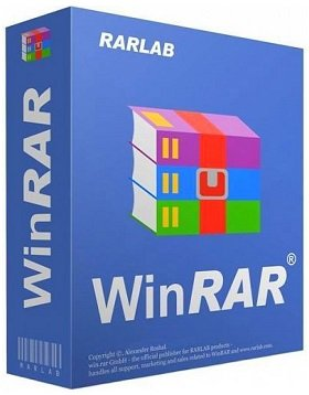 WinRAR v 5.21 Beta 1 RePack (& Portable) by D!akov [Multi/Ru]