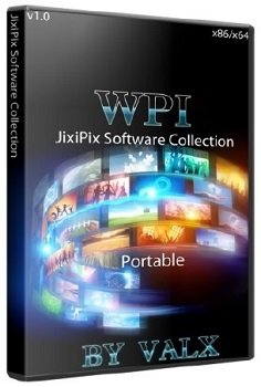 JixiPix Software Collection (x86/x64) Portable by Valx v.1.0 (2015) [RUS]