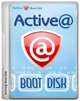 Active@ Boot Disk (LiveCD) 9.1.0 RePack by WYLEK [Ru]