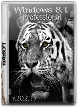 Windows 8.1 Professional vl KottoSOFT (x64) V.20.2.15 [RUS]