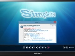 SimpleTV Portable 0.4.8 for IPTV, Ace Stream & Torrent-TV by Megane [2015] [RUS]