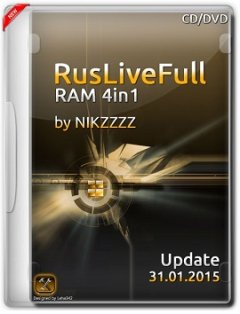 RusLiveFull RAM 4in1 by NIKZZZZ (31.01.2015) [ENG/RUS]