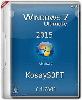Windows 7 SP1 Ultimate (x86) by KosaySOFT-BEYNEU 6.1.7601 (2015) [RUS]