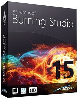 Ashampoo Burning Studio 15.0.4.4 RePack (& Portable) by D!akov [ML\RUS]