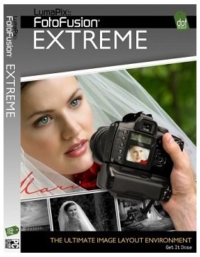 LumaPix FotoFusion EXTREME 5.5 Build 109162 (2015) [Multi/Ru]