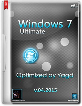 Windows 7 Ultimate sp1(x64) Optimized by Yagd v.04.2015 (2015) [Rus]