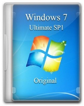 Windows 7 Ultimate SP1 (x64) Original by -{A.L.E.X.}- 22.05.2015 (2015) [Eng/Rus]