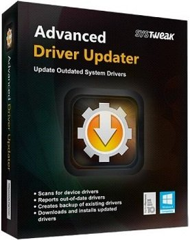 Advanced Driver Updater 2.7.1086.16493 Final RePack by KaktusTV [Multi/Rus]